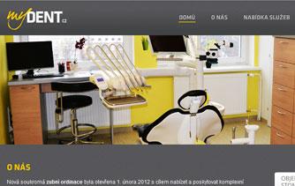 Tiskárna Daniel - webové stránky