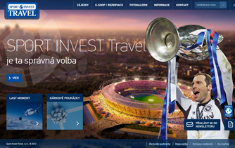 sport invest travel